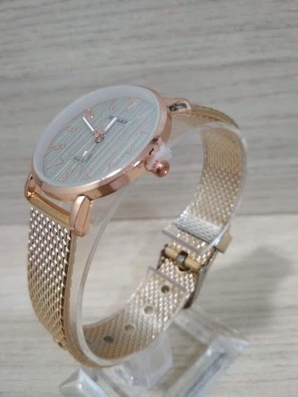Relógio Feminino De Luxo Yolako Yk40