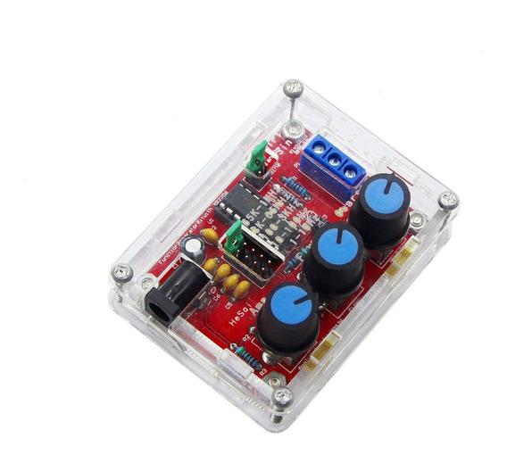 Kit Para Montar Gerador De Funções Xr2206 1 Hz-1 Mhz Diy