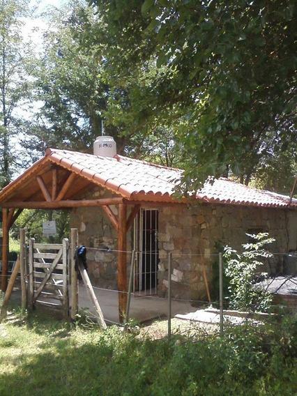 Cabaña A Orillas Del Rio Punilla