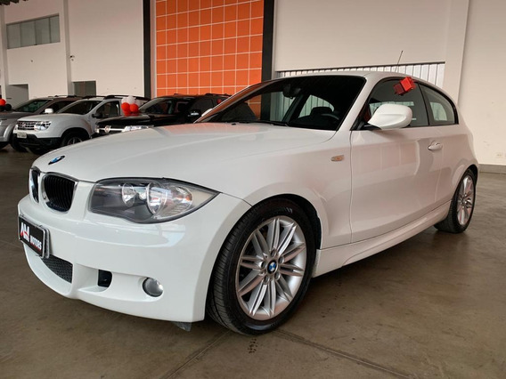 Bmw Serie 1 2012 1.6 Aut. 5p Branca Impecável