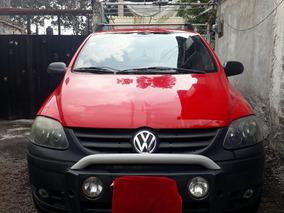 Volkswagen Crossfox 1.6 Victorinox Mt 2009