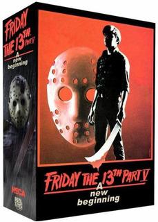 Neca Jason Friday The 13th Part 5 Ultimate Original!!