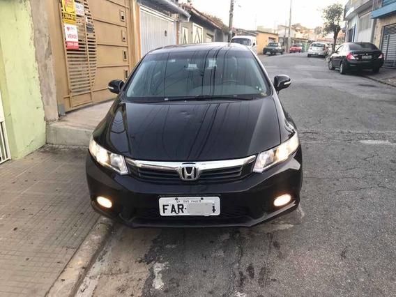 Honda Civic Exs 2012