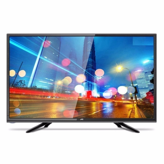 Tv Led Jvc 24 Lt-24n350 Fhd/ Digital/ Hdmi/ Usb/ Vga
