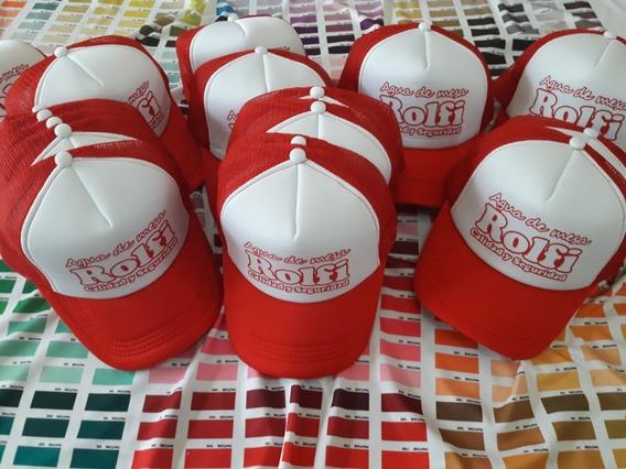 20 Gorras Para Egresados Equipos Empresas Personalizados
