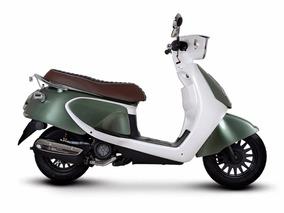 Moto Scooter Daelim Besbi 125 0km Urquiza Motos