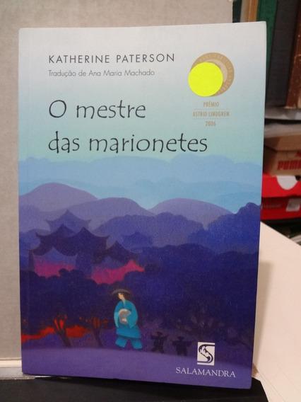 Livro O Mestre Das Marionetes Liz Greene Trad. Ana Machado