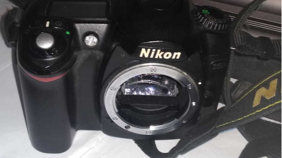 Máquina Fotográfica Nikon D50