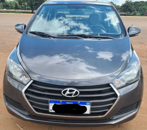 Hyundai Hb20s 2017 1.0 Comfort Style Flex 4p