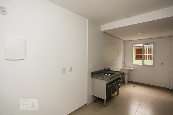 Apartamento No 1º Andar Com 2 Dormitórios - Id: 892957159 - 257159