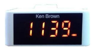 Ken Brown Dx-595 Parlante Portatil Inalambrico C/ Radioreloj