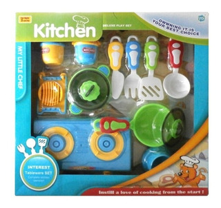 Set Cocina Deluxe