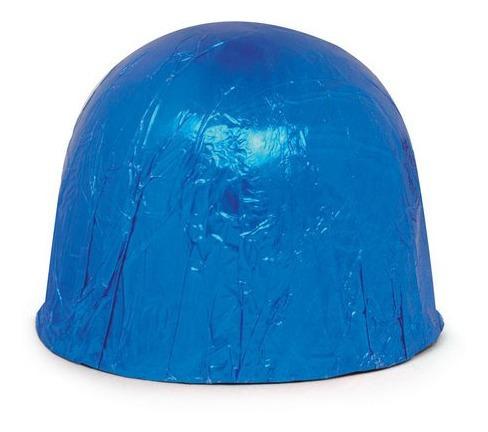 Papel Chumbo 8x7,8cm - Azul - 300 Folhas - Cromus