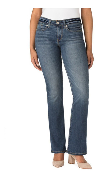 Jeans Dama 12 Long Signature By Levi