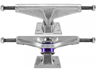Trucks Skate Venture All Polished 5.8 Hi Plata Bril Patineta