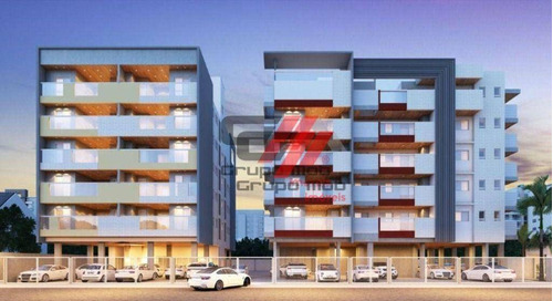 Imagem 1 de 28 de Apartamento Com 2 Dormitórios À Venda, 67 M² Por R$ 407.929,28 - Itaguá - Ubatuba/sp - Ap0491