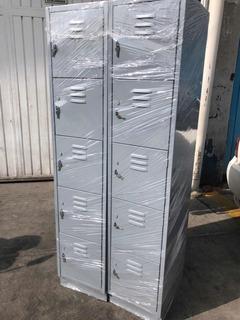 Lockers Casilleros 5 Puertas Para Exigentes Envíos Cdmx