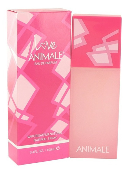 Perfume Animale For Woman Love 100ml.