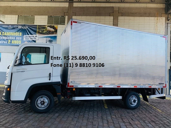 Vw Delivery Express Prime Ano 2020/21 Com Bau