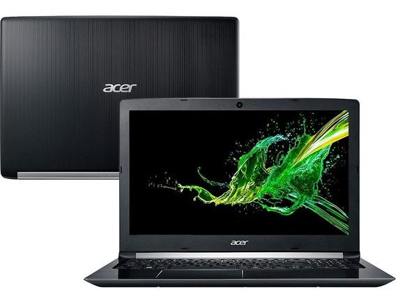 Notebook Acer Aspire 5 A515 Core I7-8550u 8gb Ram 1tb I Novo