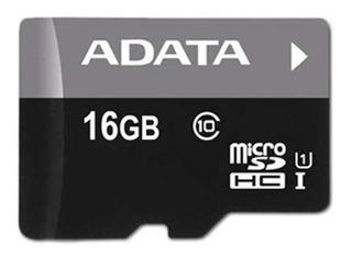 Memoria Adata Micro Sd Class 10 16gb