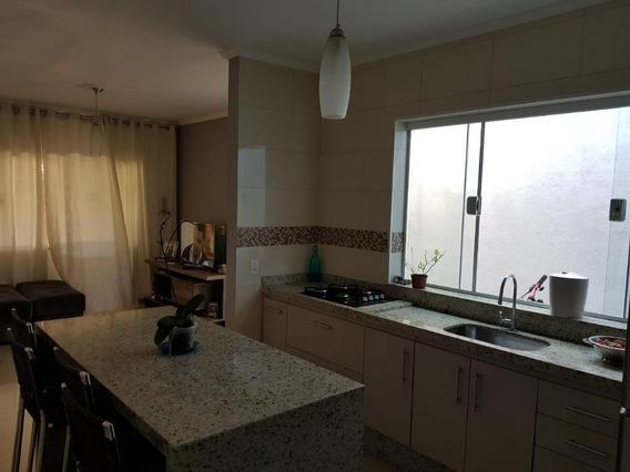 Casa Com 2 Dormitórios À Venda Por R$ 300.000 - Jardim São José - Caçapava/sp - Ca1039