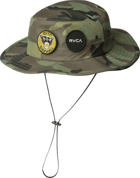 Sombrero Rvca, Mod. Birdie Bomber Boonie., Color Cam.