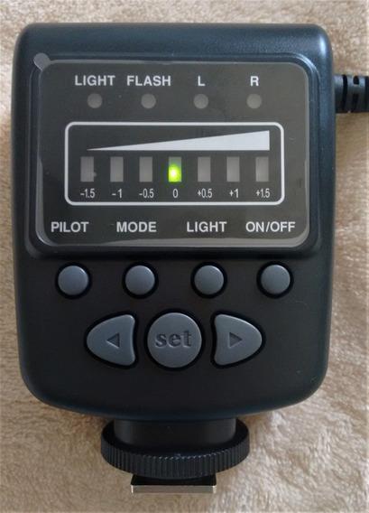 Led Macro Ring Flash Fc100 Neewer Para Nikon E Canon