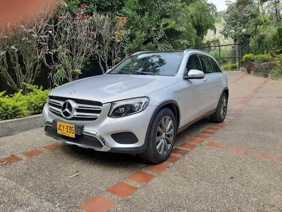 Mercedes Benz Glc-250 Matic,2017,unica Prop. Original