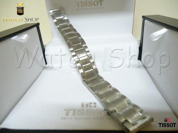 Pulseira De Aço Tissot Prs 516 T100417 - Original