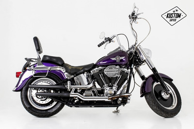 Harley Davidson Fat Boy01