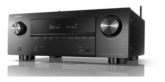 Receiver Denon Avr-x3600h 9.2 Canais 4k 3d Dolby Atmos