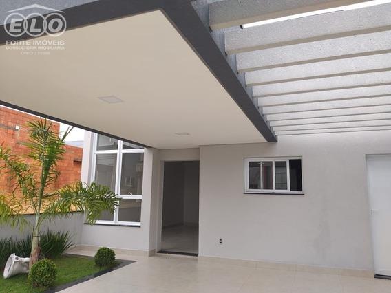 Casa 3 Dormitórios À Venda No Condomínio Jardins Do Império - Ca04581 - 34053935