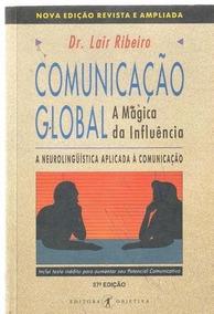 Livro Comunicação Global Dr. Lair Ribeiro