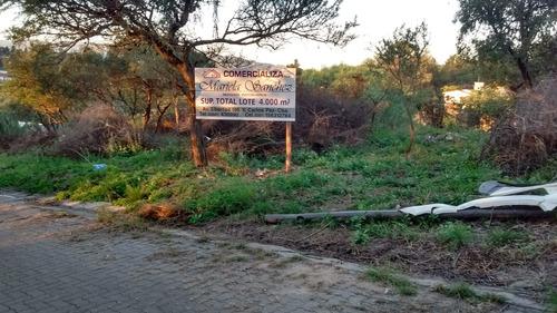 Se Vende Excelente Terreno Ideal Para Invertir. 4000 M2