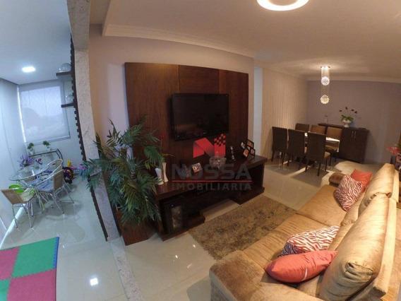 Apartamento 3 Quartos Com Suíte Na Enseada Do Suá, Vitória. - Ap0254