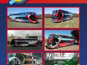 Alquiler Micros Omnibus Larga Distancia Minibuses Combi