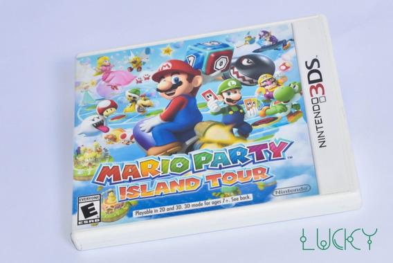 Mario Party Island Tour - Nintendo 3ds/2ds