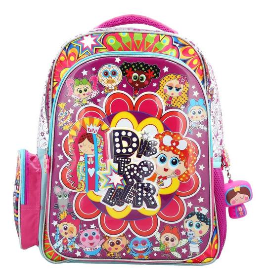 Backpack Mundo Distroller