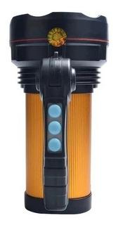 Lanterna Holofote 30 W Xq99 Alcance 1000m Autonomia 10hrs