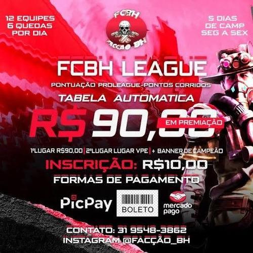 Imagem 1 de 2 de Fazemos Logos,baner De Xtreino, Fly Paa Campeonatos