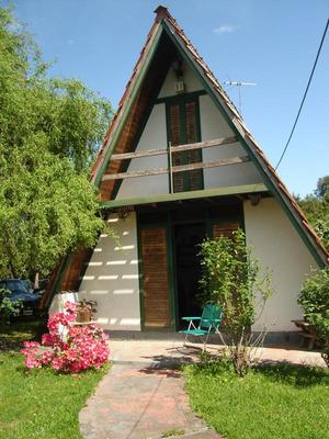 Casa Quinta Alpina Con Pileta De Material