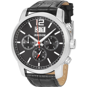 Relógio Magnum Masculino Original Garantia Nota Ma34950t