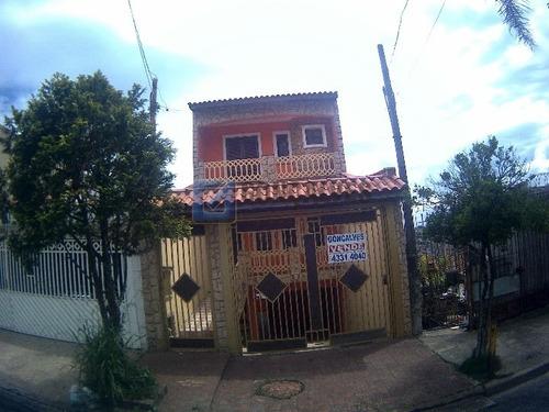 Venda Sobrado Sao Bernardo Do Campo Jardim Palermo Ref: 1386 - 1033-1-138674