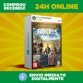 Far Cry 5 Pc + Dlc + Envio Na Hora 24h Online