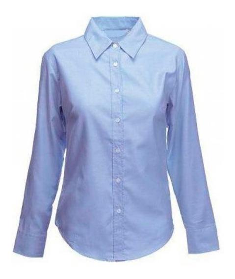 Camisa Oxford Dama O Caballero