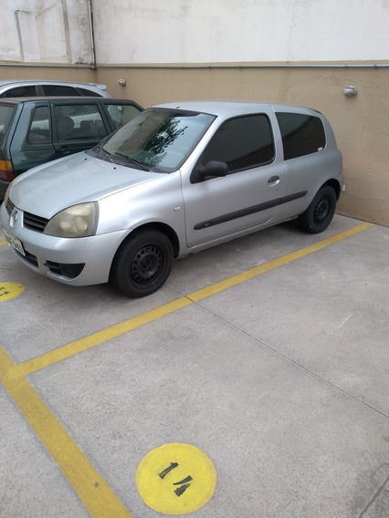 Renault Clio 1.0 16v Authentique Hi-flex 3p 2007