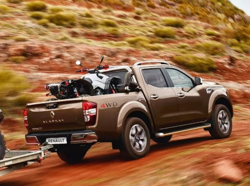 Renault Alaskan Intens 4x2 2021 0km Contado Financiado Permu