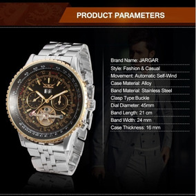 Relogio Masculino Jaragar Luxury Watch Men