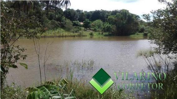 Sitio Com Muita Água Em Itatiaiuçu - Casa 3 Quartos - 2487v